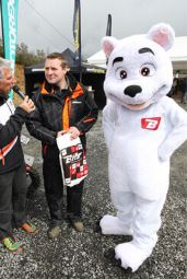 Custom Made white bear Mascot Costume (custom made animal mascot).