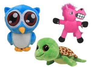 Custom Made Plush Toy (animal, character, object) (custom made object plush toy).