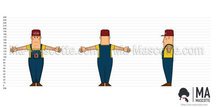 Création Graphique Sur Mesure personnage (création graphique sur mesure).