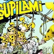 Custom Made Marsupilami Mascot Costume (custom made animal mascot).