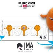 Custom Made orange OASIS Mascot Costume (custom made fruit mascot).