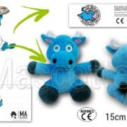 Custom Made Plush Toy cow FETE DU BLEU (custom made animal plush toy).