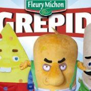 Fabrication Mascotte Sur Mesure nourriture FLEURY MICHON (mascotte nourriture sur mesure).
