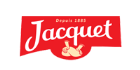 Customer Logo JACQUET (Ma Mascotte - custom made manufacturing of mascot and plush toys).