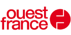 Customer Logo OUEST France (Ma Mascotte - custom made manufacturing of mascot and plush toys).