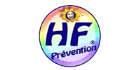 Customer Logo HF PREVENTION (Ma Mascotte - custom made manufacturing of mascot and plush toys).