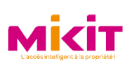 Customer Logo MIKIT (Ma Mascotte - custom made manufacturing of mascot and plush toys).