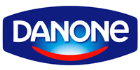 Customer Logo DANONE (Ma Mascotte - custom made manufacturing of mascot and plush toys).