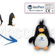 Custom Made Plush Toy penguin INSPEER (custom made animal plush toy).
