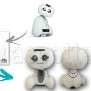 Custom Made Plush Toy robot (custom made object plush toy).