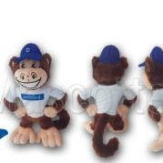 Custom Made Plush Toy monkey DEPOPASS (custom made animal plush toy).