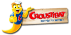 Customer Logo CROUSTIBAT (Ma Mascotte - custom made manufacturing of mascot and plush toys).