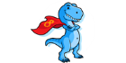 Customer Logo DEVOPS REX (Ma Mascotte - custom made manufacturing of mascot and plush toys).