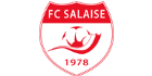 Customer Logo FC SALAISE (Ma Mascotte - custom made manufacturing of mascot and plush toys).
