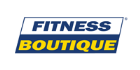 Customer Logo FITNESS BOUTIQUE (Ma Mascotte - custom made manufacturing of mascot and plush toys).