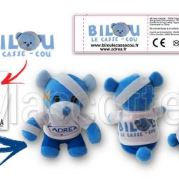 Custom Made Plush Toy bear ADREA MUTUELLE (custom made animal plush toy).