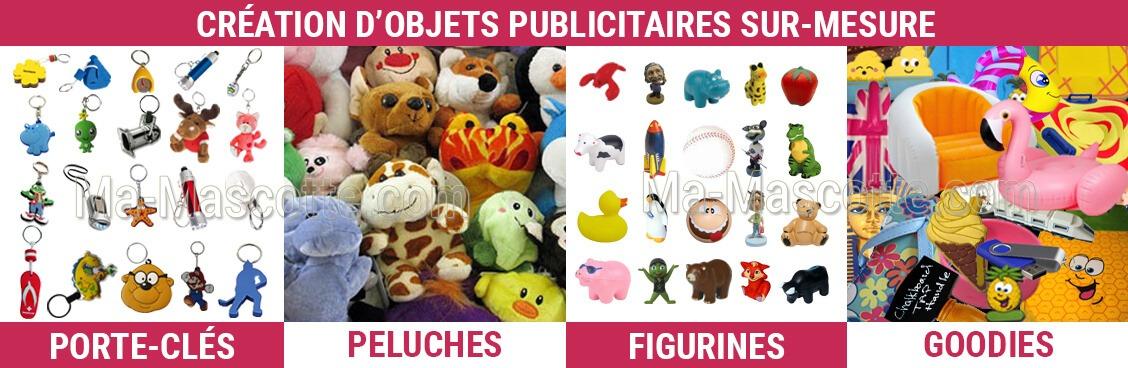 Fabrication Objets Publicitiaire Sur Mesure (goodies sur mesure).