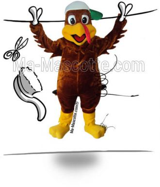 Maintenance and repair custom mascot costume (custom made services mascot).