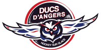 Customer Logo DUCS D'ANGERS HOCKEY SUR GLACE (Ma Mascotte - custom made manufacturing of mascot and plush toys).