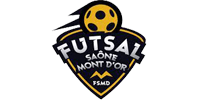 Customer Logo FUTSAL SAÔNE MONT D'OR (Ma Mascotte - custom made manufacturing of mascot and plush toys).