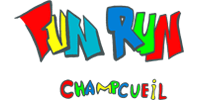 Customer Logo FUN RUN CHAMPCUEIL (Ma Mascotte - custom made manufacturing of mascot and plush toys).