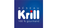 Customer Logo KRILL (Ma Mascotte - custom made manufacturing of mascot and plush toys).