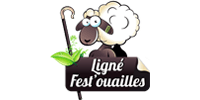 Customer Logo FÊTE DU MOUTON DE LIGNÉ (Ma Mascotte - custom made manufacturing of mascot and plush toys).