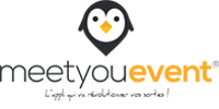 Customer Logo MEETYOUEVENT (Ma Mascotte - custom made manufacturing of mascot and plush toys).