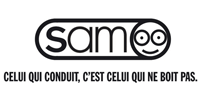 Customer Logo SAM SÉCURITÉ ROUTIÈRE (Ma Mascotte - custom made manufacturing of mascot and plush toys).
