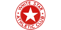 Customer Logo WHITE STAR ATHLETIC CLUB (Ma Mascotte - custom made manufacturing of mascot and plush toys).