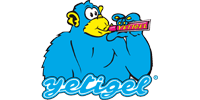 Customer Logo YETIGEL (Ma Mascotte - custom made manufacturing of mascot and plush toys).