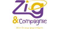 Customer Logo ZIG ET COMPAGNIE (Ma Mascotte - custom made manufacturing of mascot and plush toys).