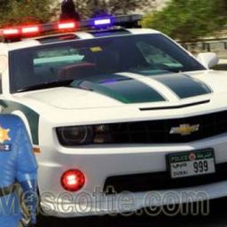 Custom Made Policeman Mascot Costume (custom made inflatable mascot).