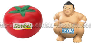 Customized and personalized anti-stress balls